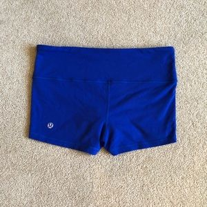 Lululemon Biker Shorts. Women's 6
